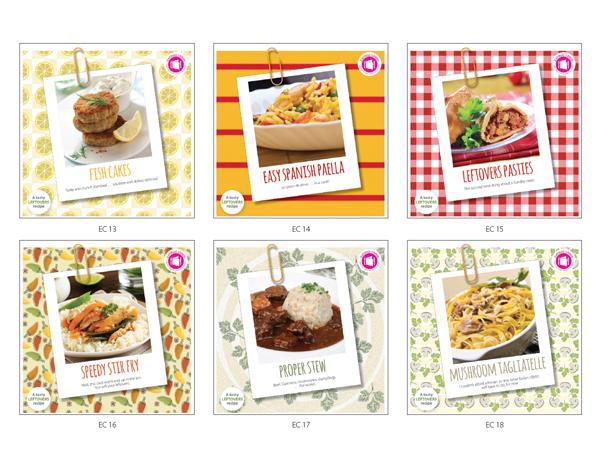 Eatings cards range of greetings cards